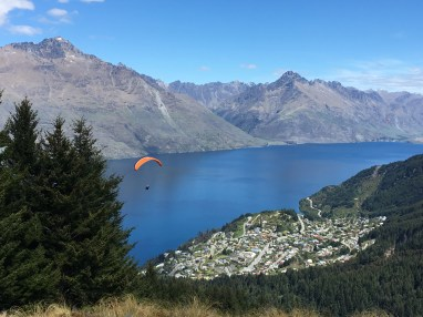 Paragliding (the one thing we didnt do)