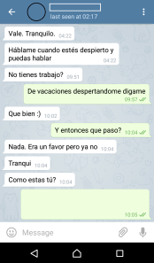 Chat Normal