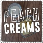 Peach Creams