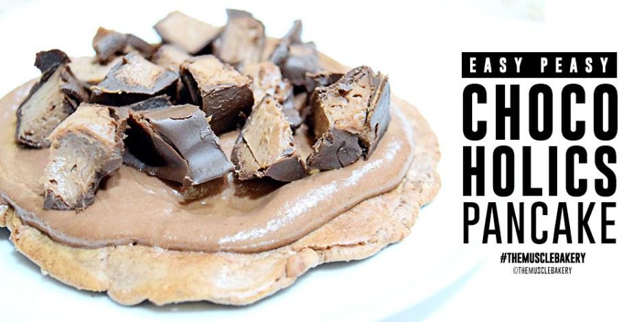 Chocoholics Pancake