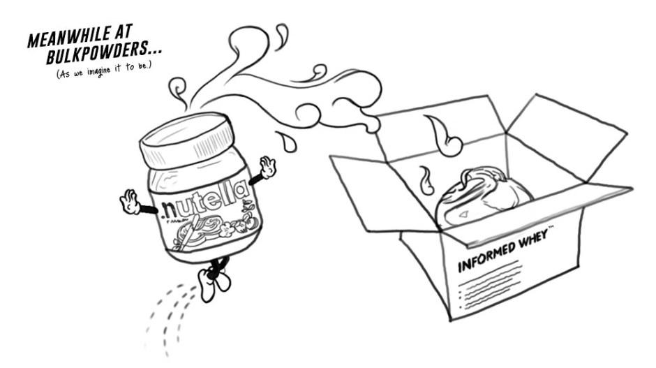 Bulkpowders Illustration