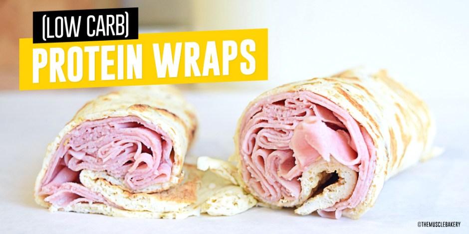 Protein Wraps