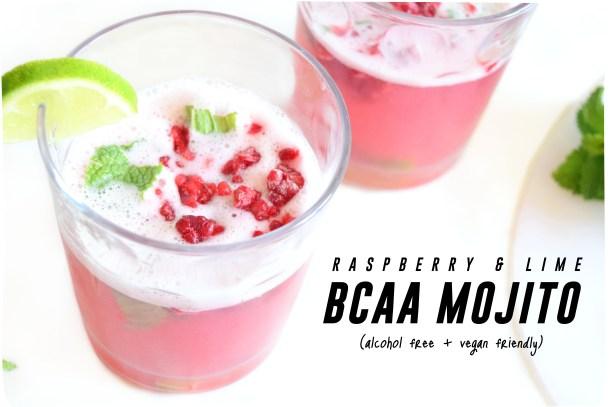 BCAA Mojito