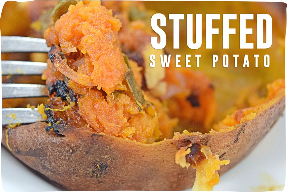 Stuffed Sweet Potato Header