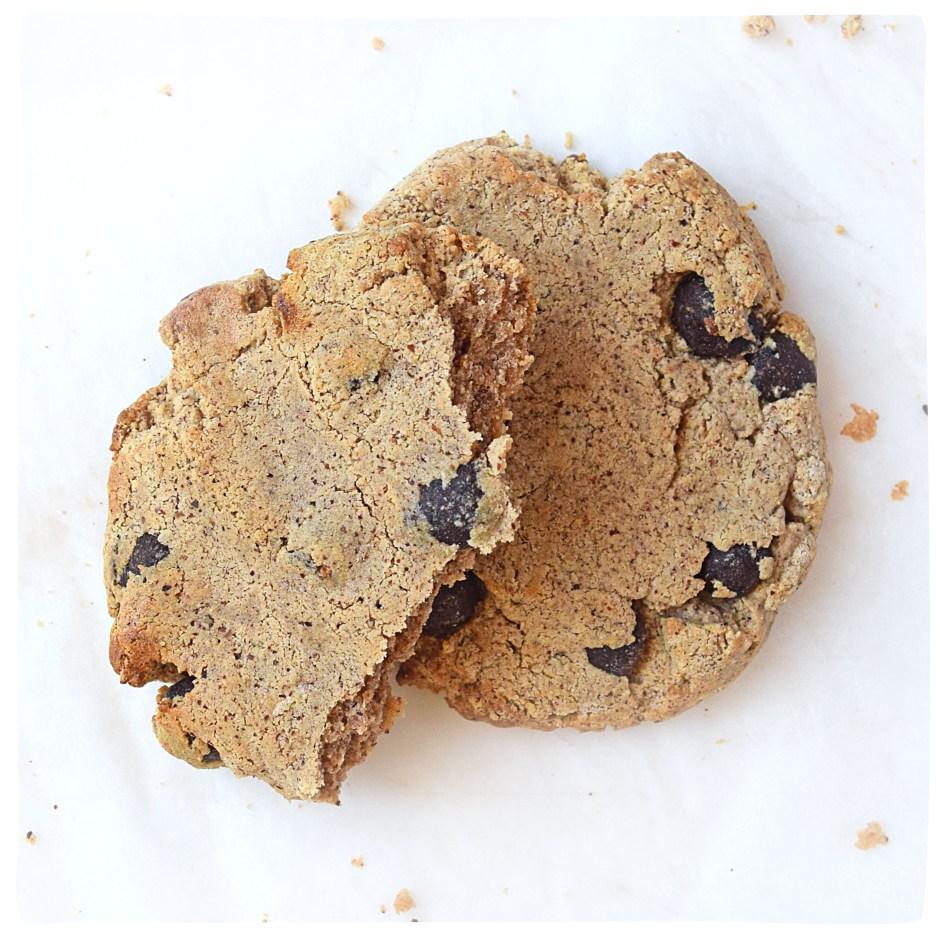 Cinnamon Almond Cookies 2