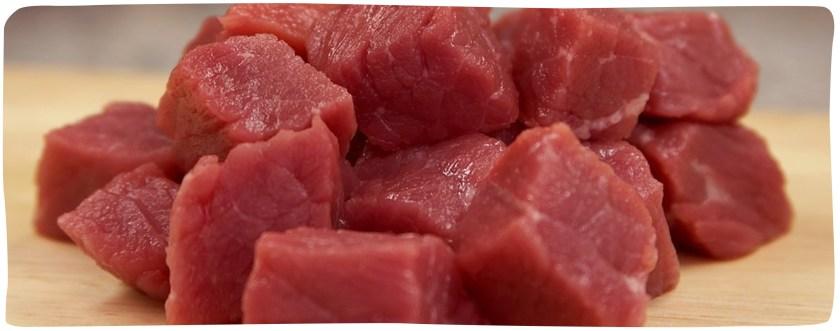 lean beef header