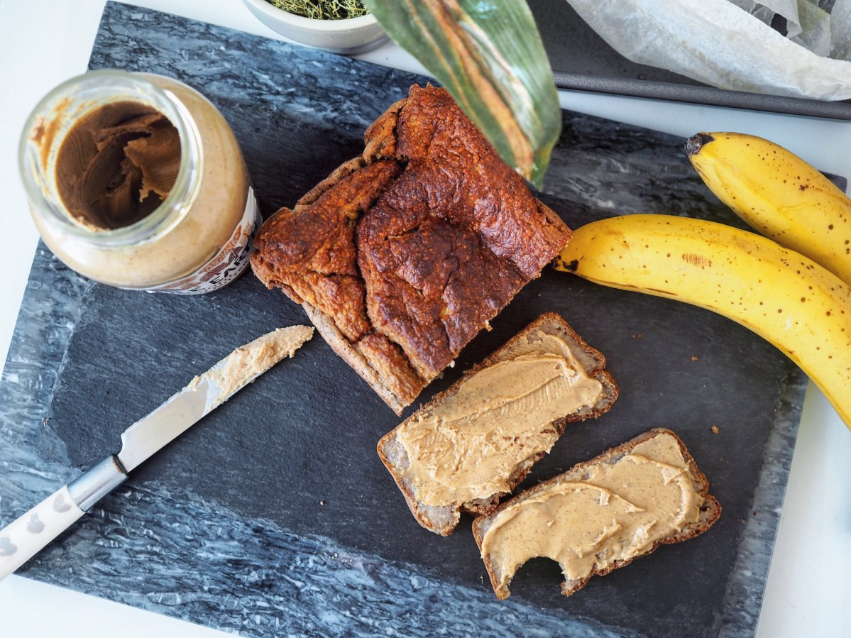 Banana Bread: Two Ways (Protein & Vegan)