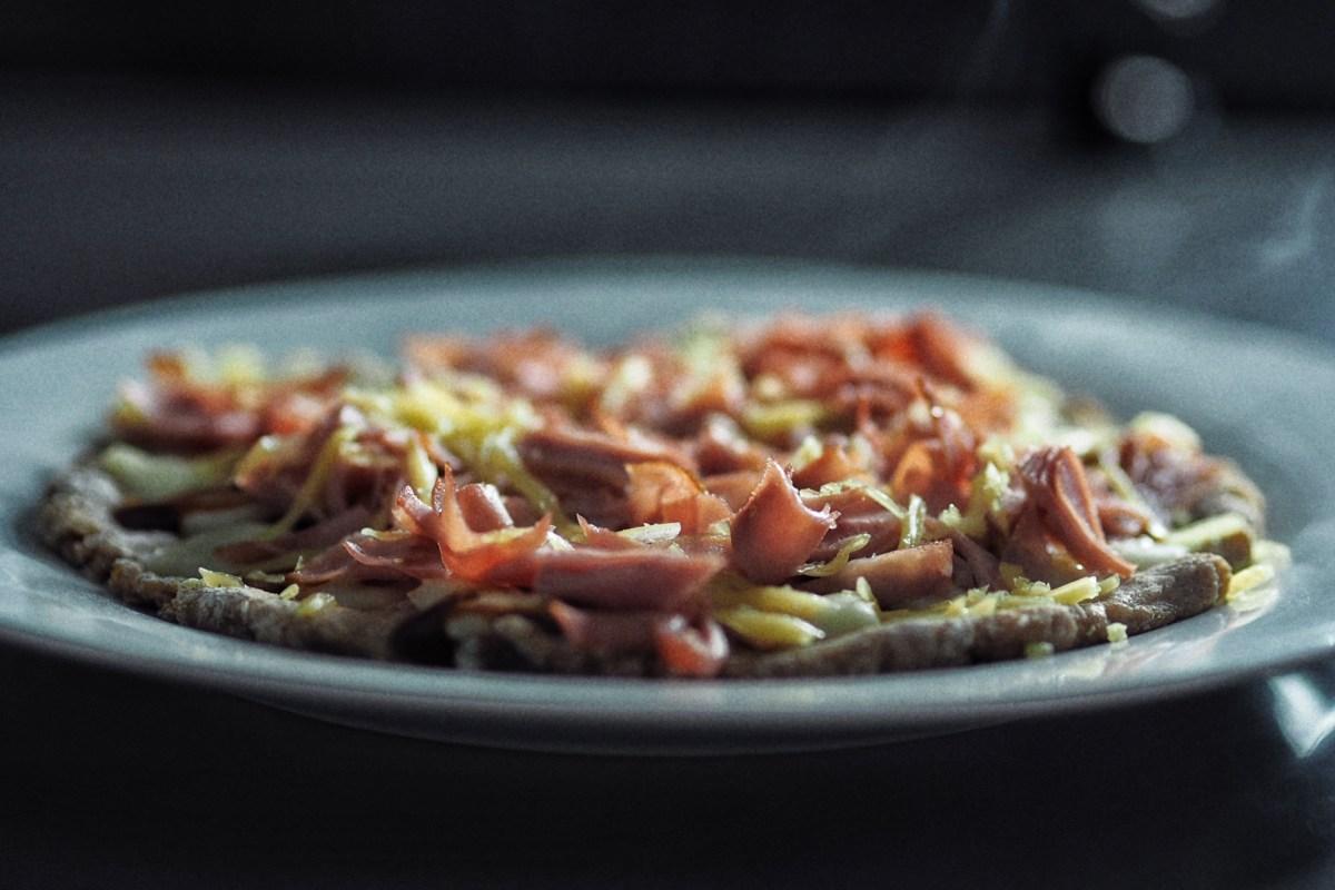 Easy pizza dough 🍕