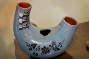 Instrumento sonoro diseñado por Ángel Santos