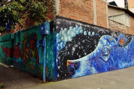 Mural en CDMX