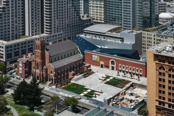 Contemporary Jewish Museum San Francisco Wow