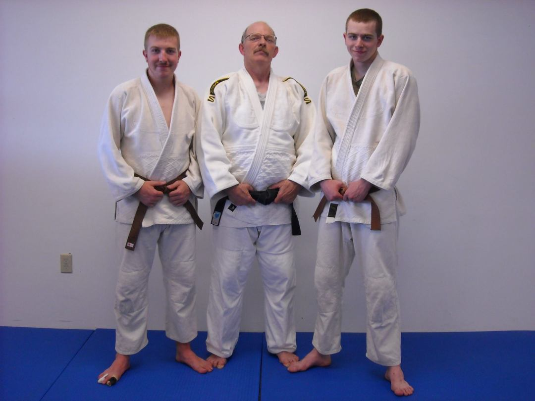Sensei Tim Boucher