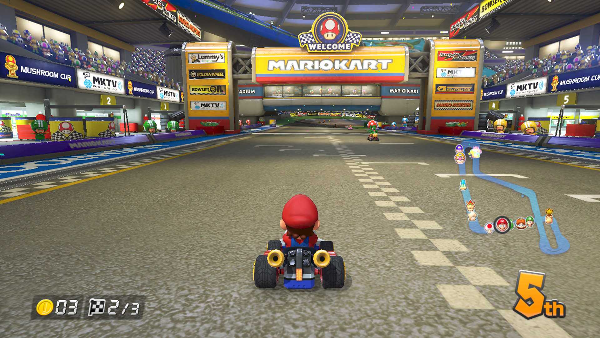 Image result for mario kart 8 screenshot