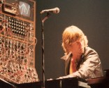 Keith Emerson on a Moog- Wikipedia moog