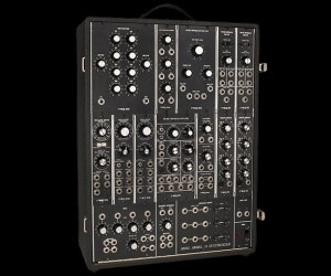 Moog Synthesizer Model 15