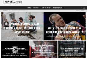 themusicreviews website