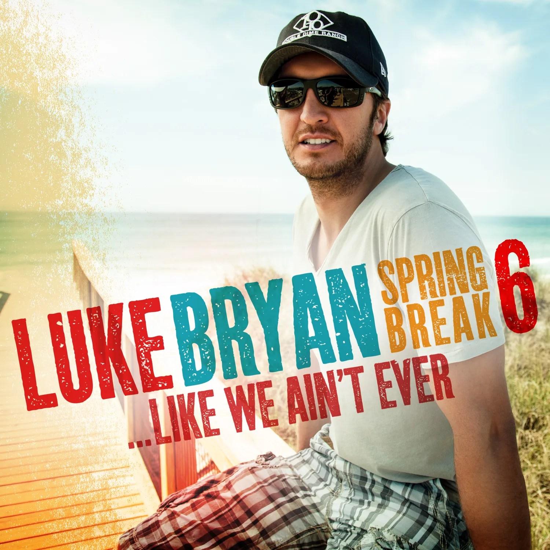 Luke Bryan Continues Spring Break On 'Spring Break 6'