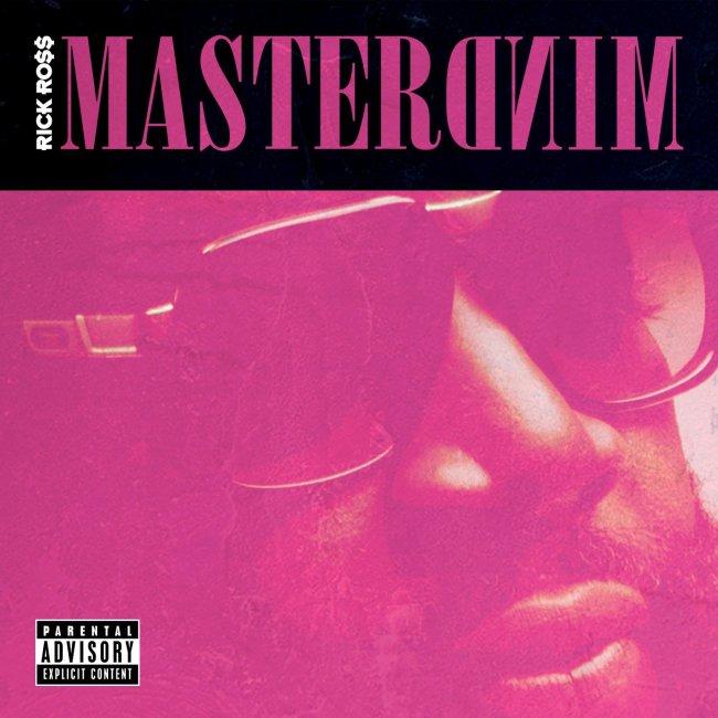 Rick Ross, Mastermind © Def Jam