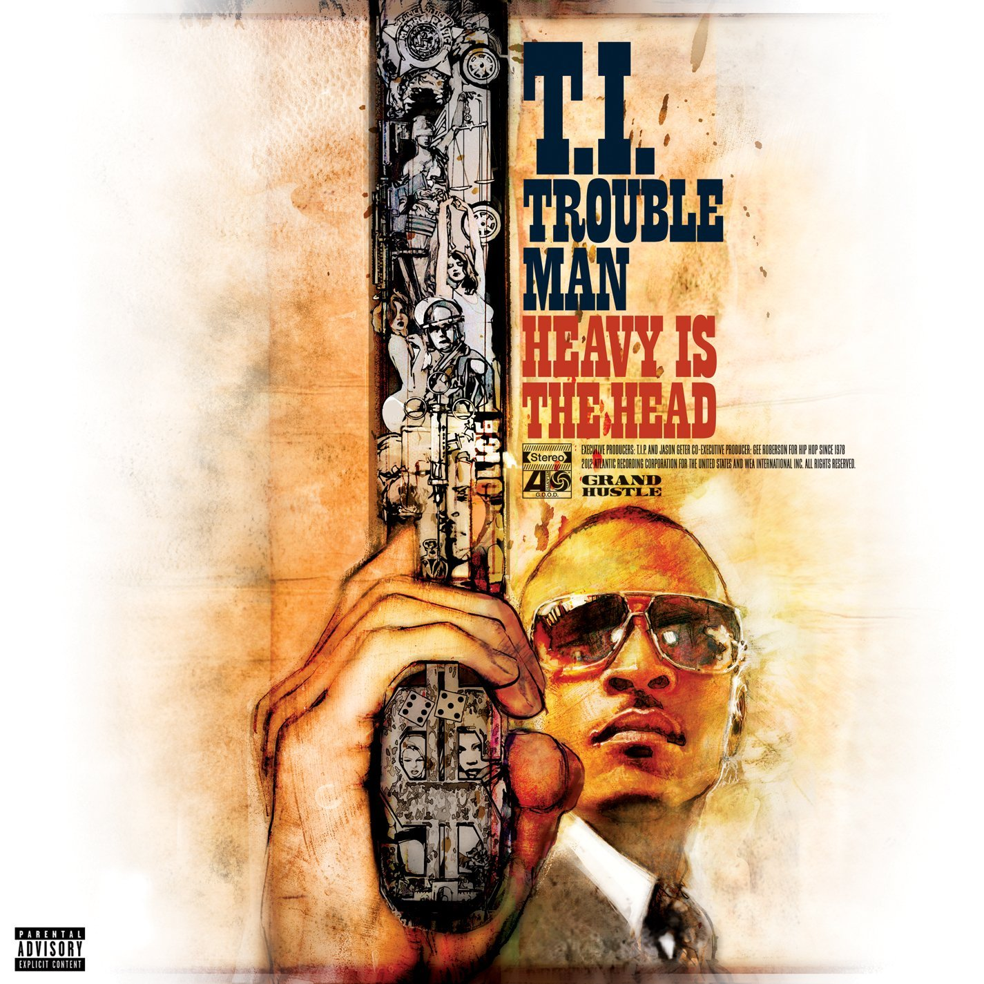 T.I., Trouble Man: Heavy Is the Head | Album Review