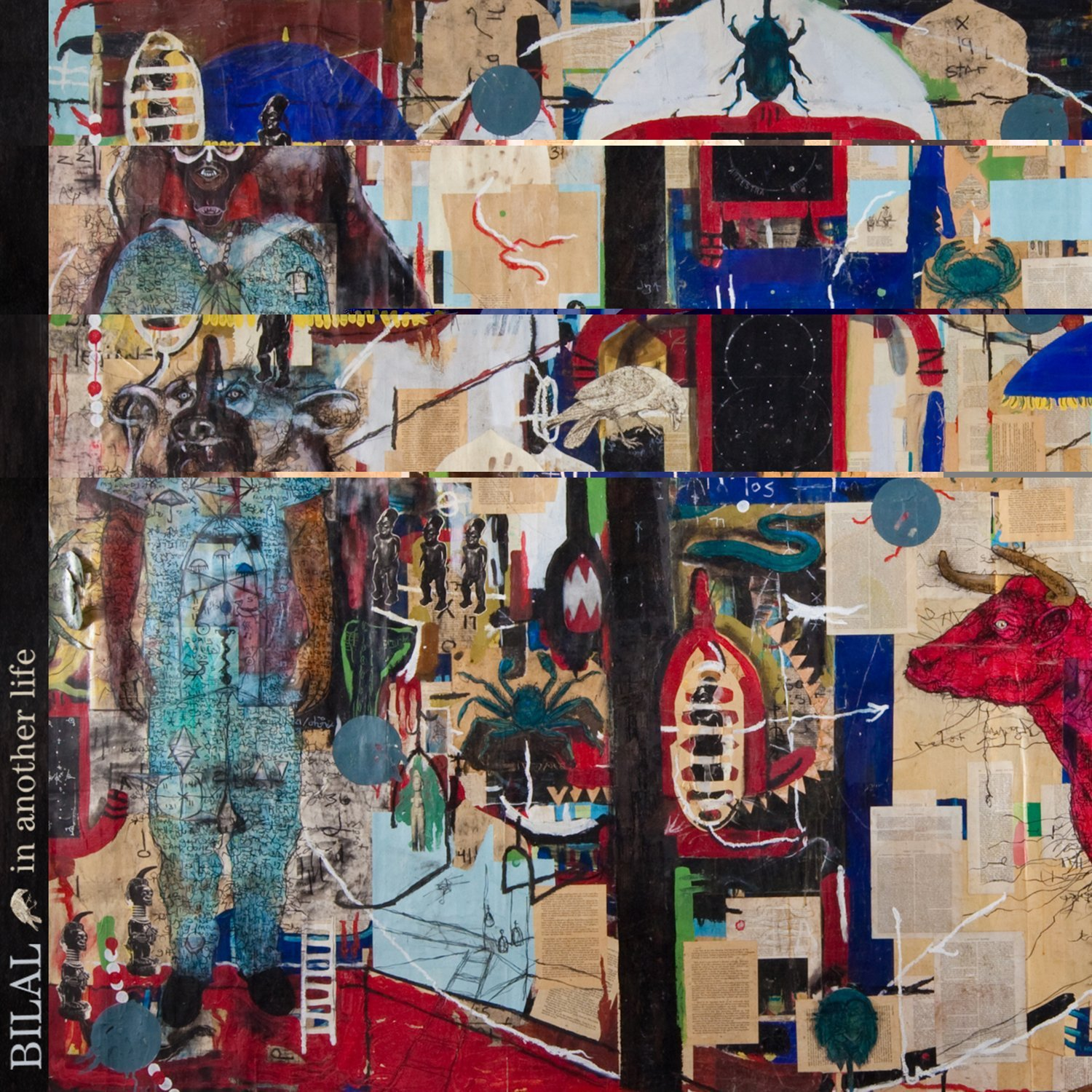 Bilal Delivers Killer Soul LP With 'In Another Life'