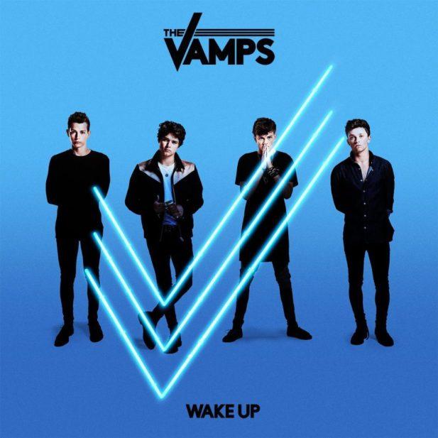 The Vamps, Wake Up © Island