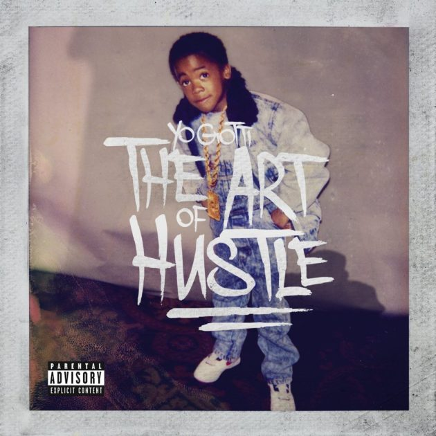 Yo Gotti, The Art of Hustle © Epic