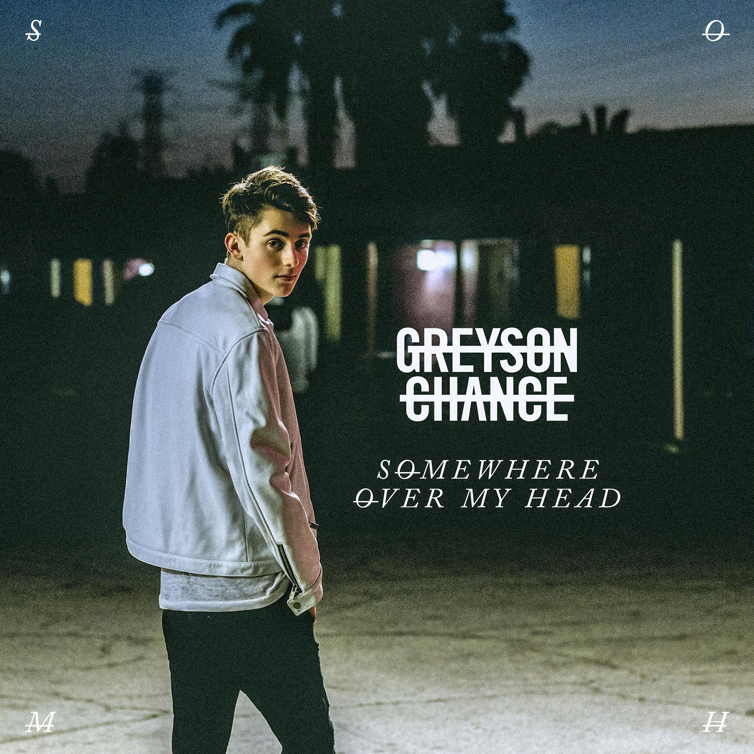 Greyson Chance Makes Strong Return With 'Somewhere Over My Head'