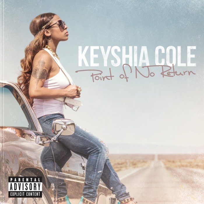 Keyshia Cole, Point of No Return © Interscope