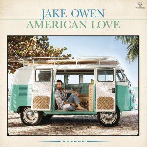 Jake Owen, American Love © Sony Nashville