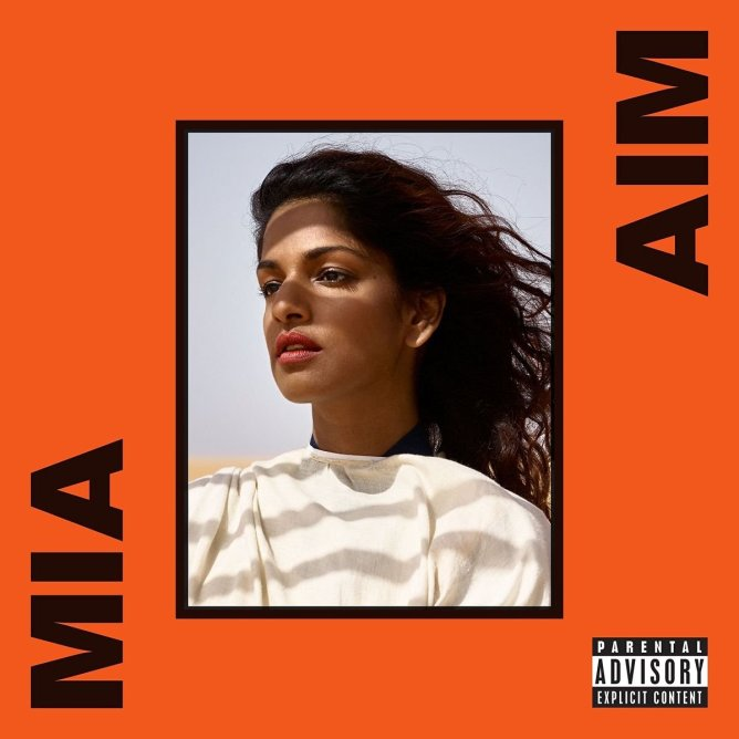 M.I.A., AIM © Interscope
