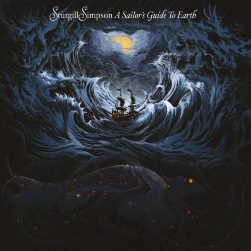 Sturgill Simpson, A Sailor's Guide To Earth © Atlantic