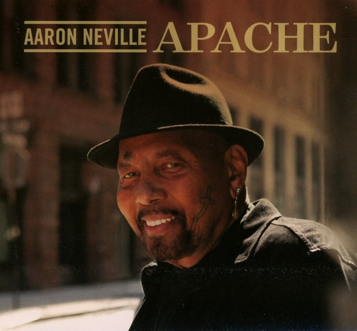 Aaron Neville Delivers Best Album in Years With 'Apache'