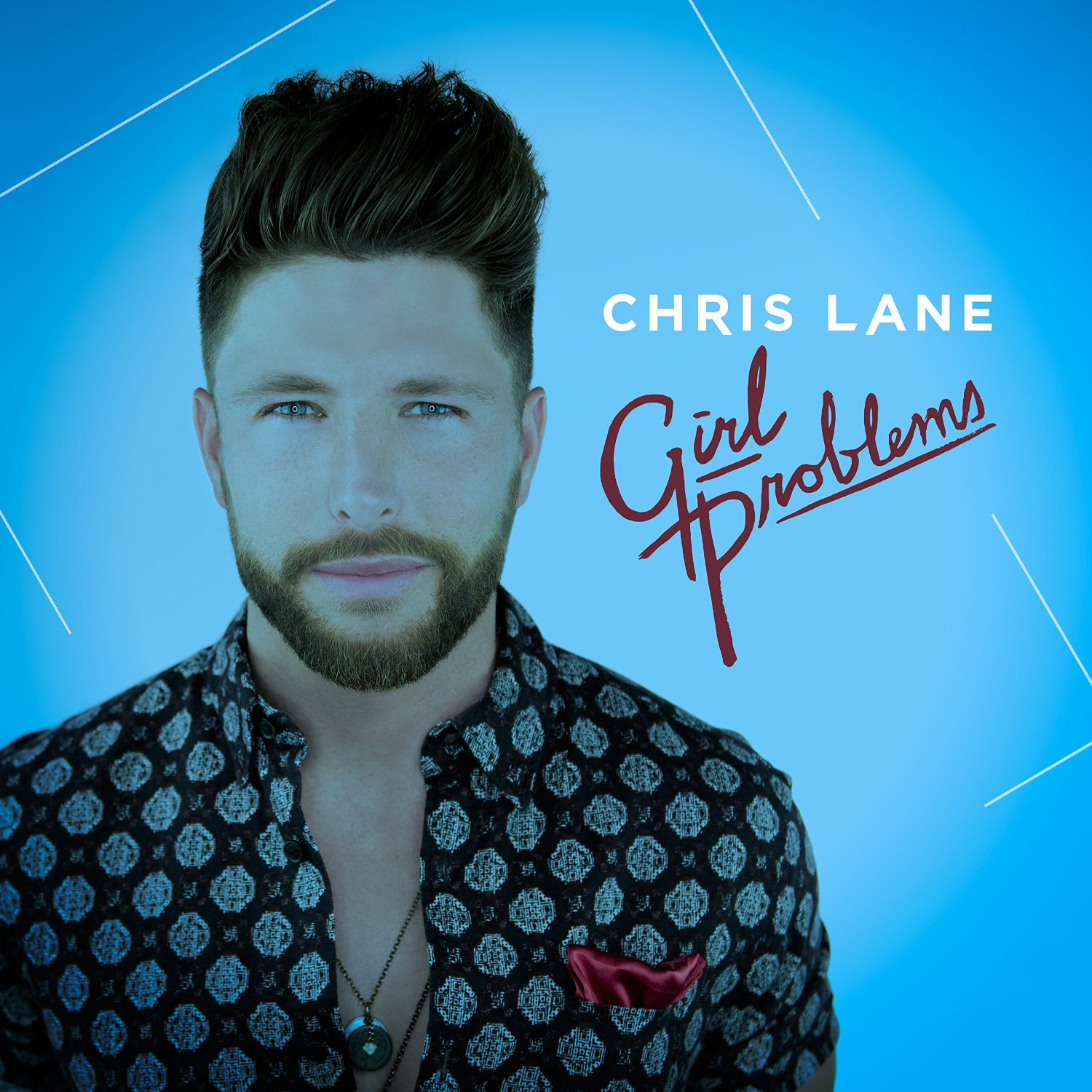 Chris Lane Shows Versatility on Debut 'Girl Problems'