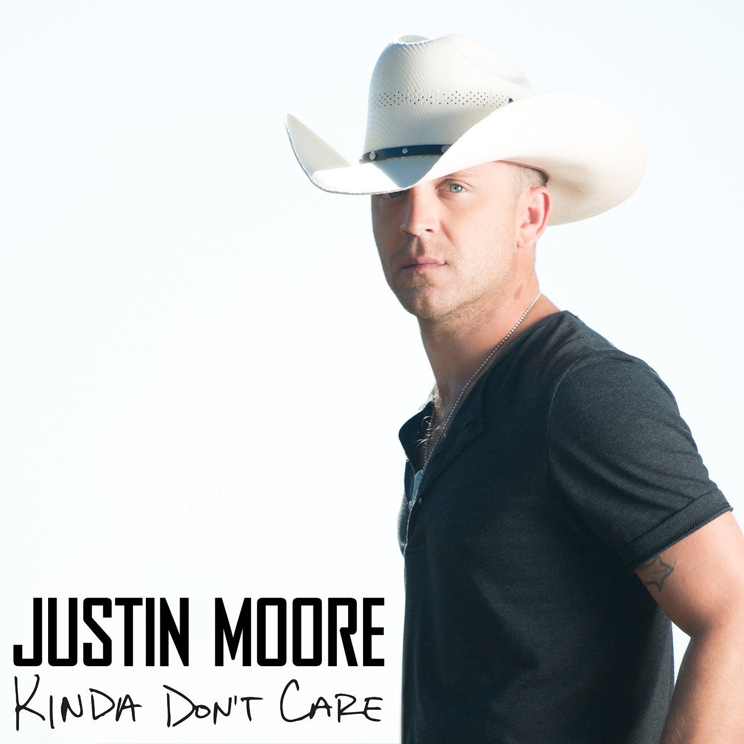 Justin Moore Hits the Mark On 'Kinda Don't Care'