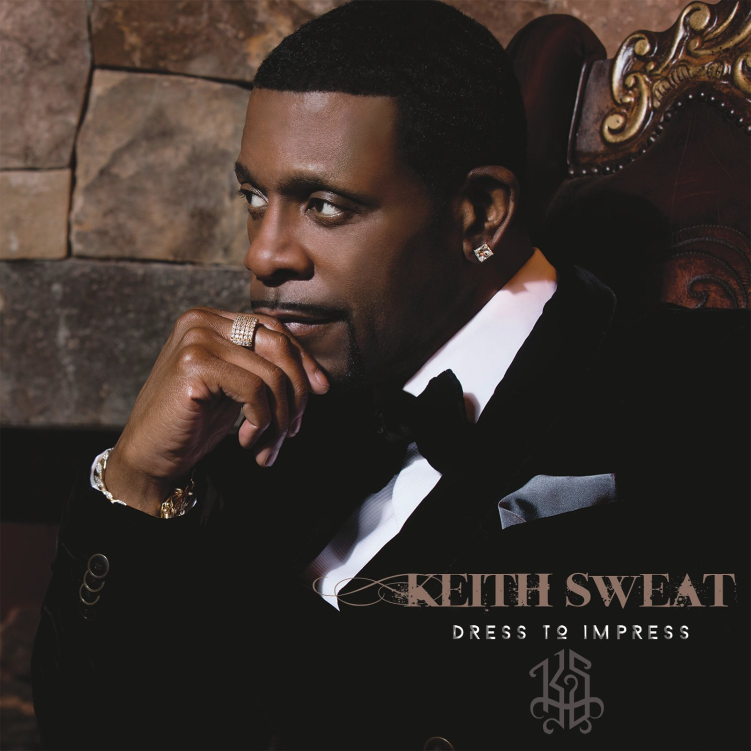 Keith Sweat Remains Tried-and-True on 'Dress to Impress'