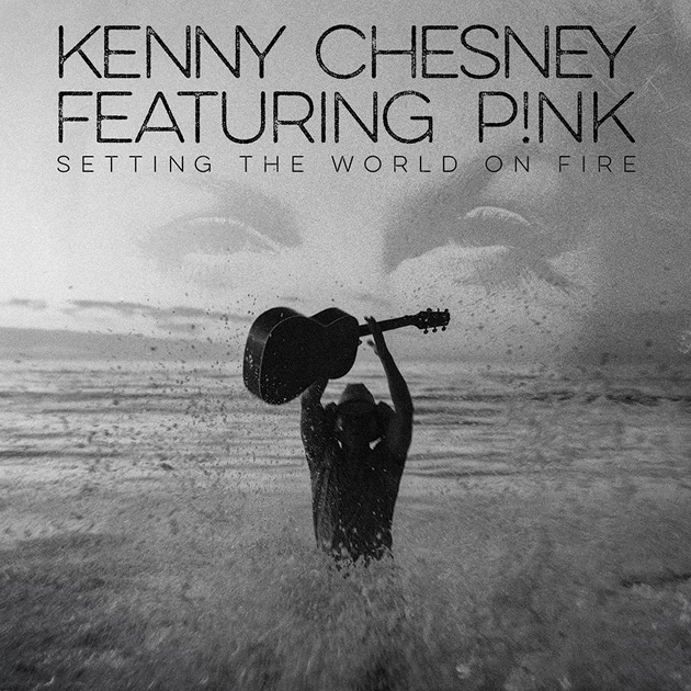 Track Review: Kenny Chesney ft. P!nk, 'Setting the World On Fire'