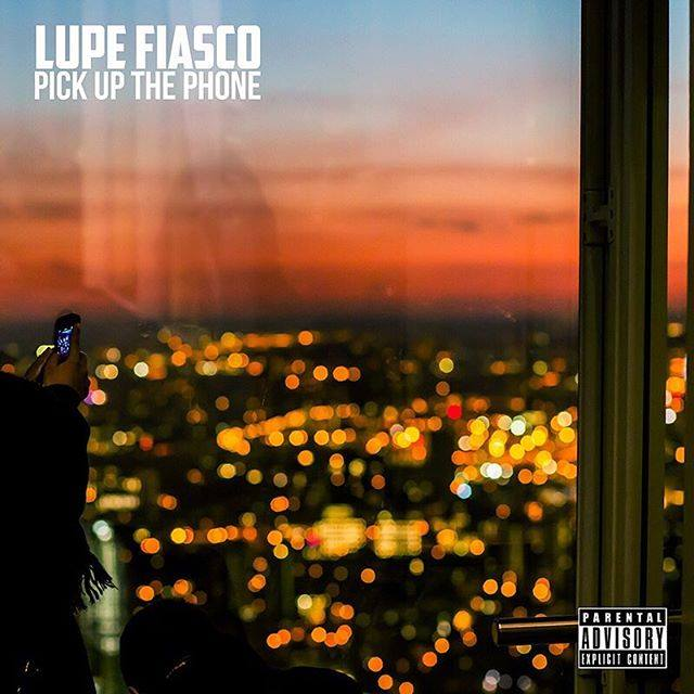 Track Review:  Lupe Fiasco ft. Eric Turner, 'Pick up the Phone'