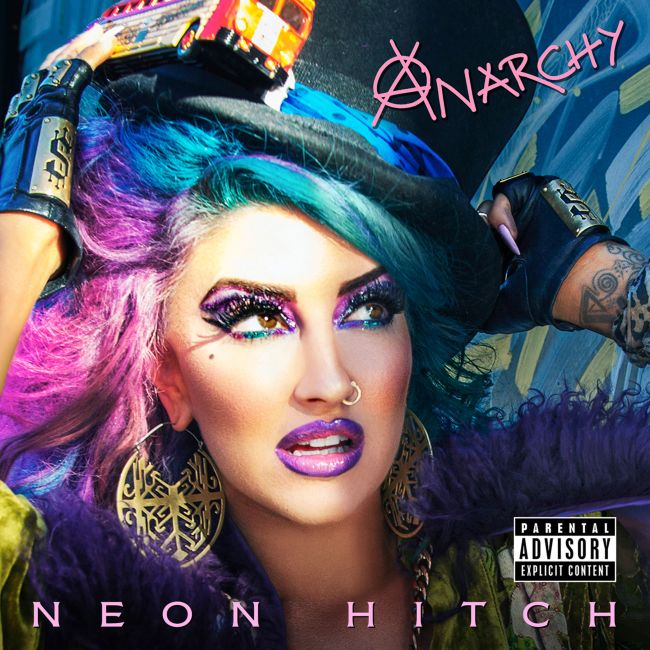 Neon Hitch, Anarchy © WeRNeon