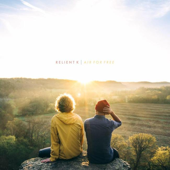 Relient K, Air For Free © Mono Vs Stereo