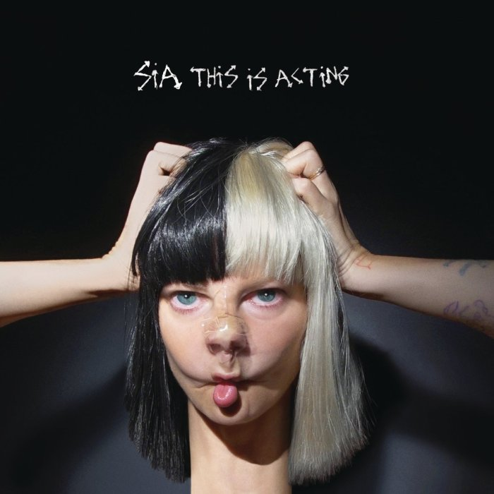 Sia, This Is Acting © RCA