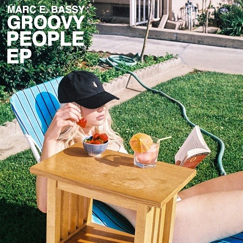 Marc E. Bassy, Groovy People (EP) © Republic