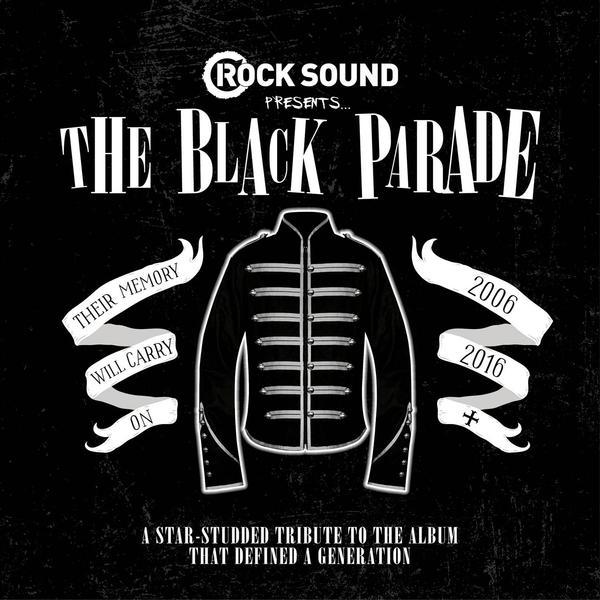 Rock Sound, The Black Parade © Rock Sound