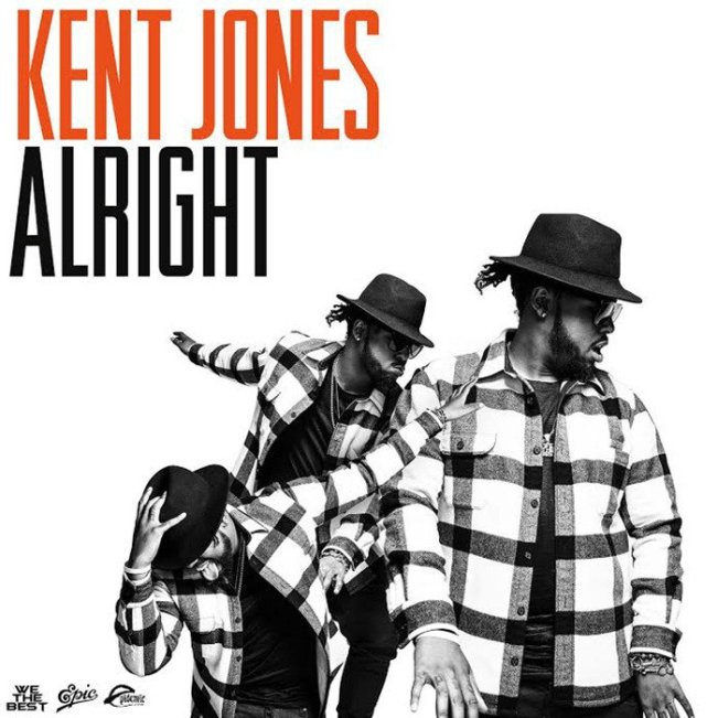 Kent Jones, Alright © Epic