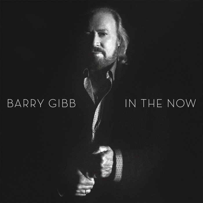 Barry Gibb, In the Now © Columbia