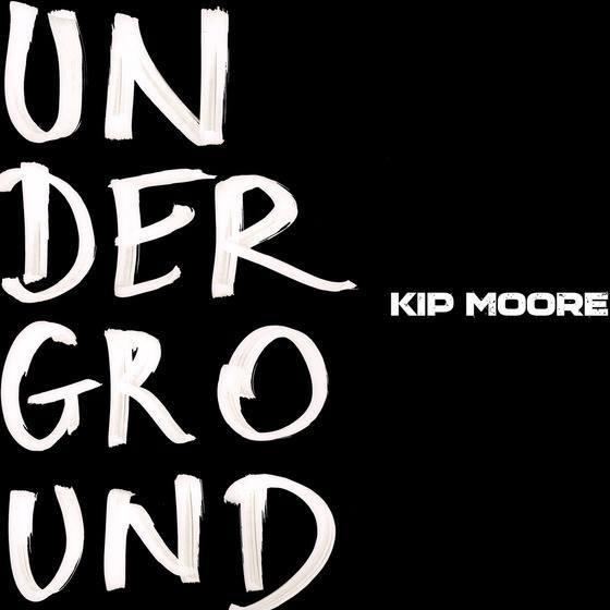 Kip Moore, Underground EP © MCA Nashville