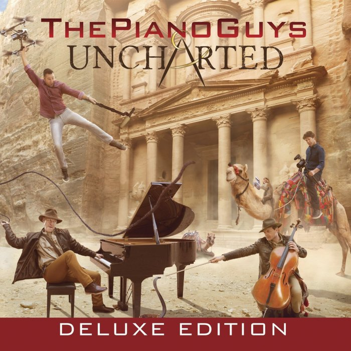 The Piano Guys, Uncharted © Sony