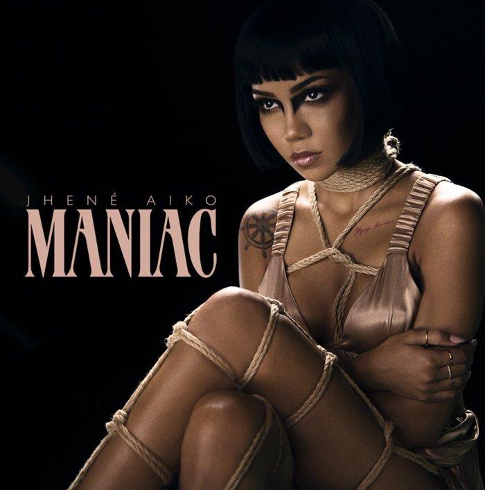 Jhene Aiko, Maniac © Def Jam