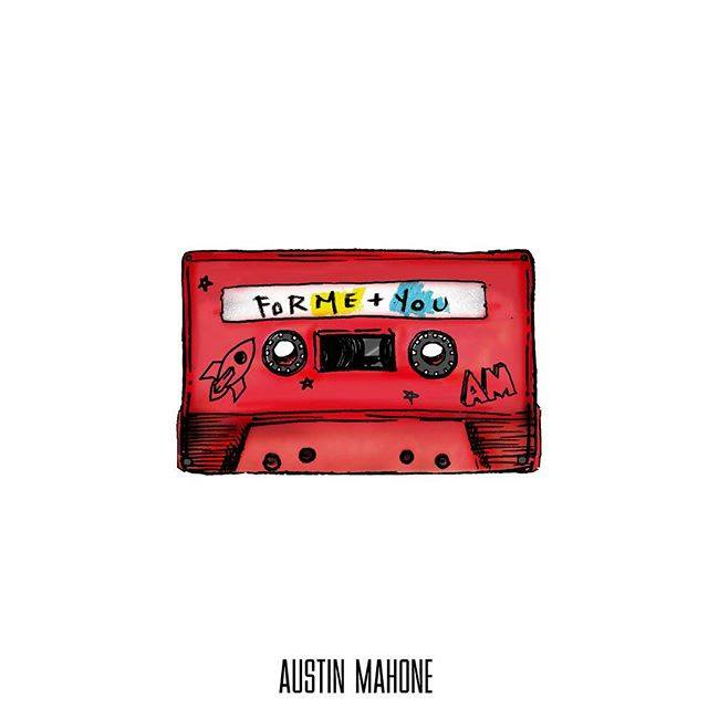 Austin Mahone, ForMe+You © BMG Rights Management