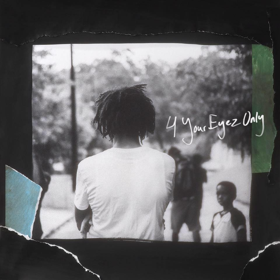Billboard: J. Cole Takes '4 Your Eyez Only' To No. 1
