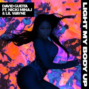 David Guetta, Light My Body Up © Parlophone